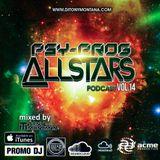 Psy-Prog Allstars podcast # 14 with Dj Tony Montana [MGPS 89,5 FM] 30.06.2017
