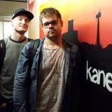 KFMP Back 2 Bassics Show 10.12.2013 Guest: Monk & Saunders