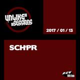 Unlike Sessions - 2017 jan 13 - Sch'pr
