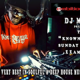 Ambition Radio - DJ MRcSp` Pres. KNOWN 4 SOUL Sunday Sessions 21st May 2017