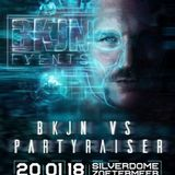 Partyraiser Vs Sefa Vs Hyrule War @ BKJN vs Partyraiser - Winter edition 2018