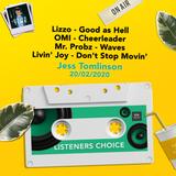 Thursday Drive Time - Listeners Choice (Jess Tomlinson)