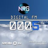 NRG ENTERTAINMENT - DIGITAL FM 0005 (Mixed by Phat SwaZy)