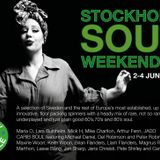 Warm-up mix for Stockholm Soul Weekender 2017