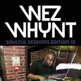 Wez Whynt's Soulful Sessions - Edition 13