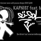 Plat du jour avec café pousse disque S06 EP 08 : KAPNIST ft. Moldav