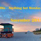 DJMo - Anything but Monday November 2013
