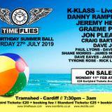 This Is Graeme Park: Time Flies 25 @ Tramshed Cardiff 27JUL19 Live DJ Set