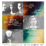 Live Mix - ARPA SHOWCASE feat.COBBLESTONE JAZZ 2016/01/30(Tokyo/WOMB/4F)-