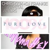John Michael vs Chris Cox, DJ Frankie & Crystal Waters - 100% Pure Mama Hey (John Michael's Bootleg)