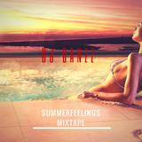 DJ Ganzz - Summerfeelings Mixtape 2016