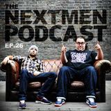 The Nextmen Podcast Episode 26