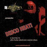 DJ Zeyhan - Disco Heat! - CD 23