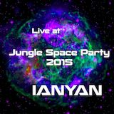 IANYAN ~ Live @ Jungle Space Party 2015