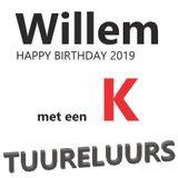 Will Kuijpers Bday 2019