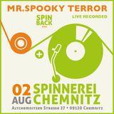 Mr.Spooky Terror @ SpinBack 2014 (02.08.2014)