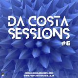 Da Costa Sessions #6 Deephouse, house and Techhouse