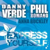 Phil Romano & Danny Verde vs Dj Hugo Martinez & Dj Fist - Express Yourself & Rise Up (Tlove's Mashup