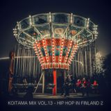 KOITAMA MIX VOL.13 - HIP HOP IN FINLAND 2