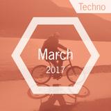 Simonic - March 2017 Techno Mix