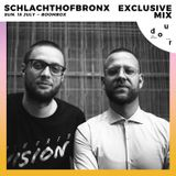 Dour Exclusive Mix: Schlachthofbronx