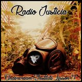 Radio Justicia - Undercream Institute Lesson 17