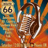 Route 66 - Show 107 on Phoenix FM