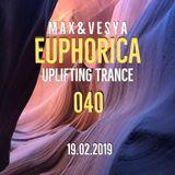 Euphorica 040 (19.02.2019)