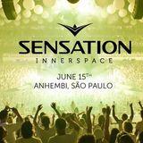 Funkagenda b2b Michael Woods - Live @ Innerspace Sensation (Brazil) 2013.06.15.