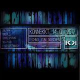 Melly Lou @ Konnekkt, Q Club Stattbahnhof (Schweinfurt) [DE] (2017-01-14)