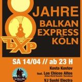 Balkan Express 8th Birthday Set