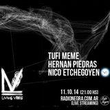 Nicolas Etchegoyen @ Living Vibes #4