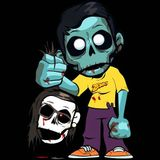 Chapa tu Zombie (Halloween) - Deejaybad'