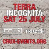 Crux – Mowgli liveset recorded 25-07-15
