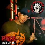PSIX live dj set at 'Fight The Power' 20-07-17