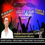 Henriko S. Sagert - live @ Walfisch Revival Family&Friends Party [ KitKatClub Berlin ]