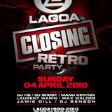 Lagoa Closing Retro party Reloaded Part 2