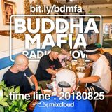 BUDDHA MAFIA RADIOSHOW_20180825