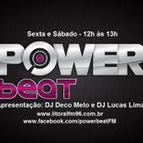 Black Rio (Convidado) - Programa 18 - Dia 06/06/15 - Power Beat - Rádio Litoral FM