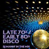 Disco Mix Session