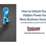How to unlock your hidden power for more business success