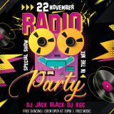 Jack black - radio centraal 22nov