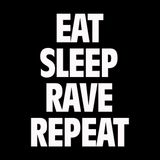 ONCE UP ON A TIME BEFORE THERE WERE EDM, WE RAVE
