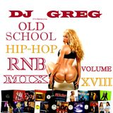 OLD SCHOOL  RNB  HIP-HOP MIX 90's  VOL.18