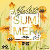 AFROBEATS SUMMER 2017 MIXTAPE BY DJ YUZKEY