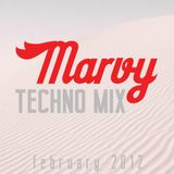 Marvy February Tech Mix