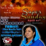 """Lost Sheep Radio #10: Min Ava Muhammad: """"Family: The Basis for a Strong Nation"""""""