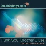 Funk Soul Brother Blues DJ Mix | Deep Nu Disco Indie House | DJ Bubblefunk