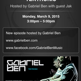 Gabriel Ben Presents - Tektronic 071 (March 2015) with guest Jak