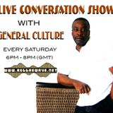 Carlton Smith From The Tamlins And Prince Alla On The Conversation Show With General Culture